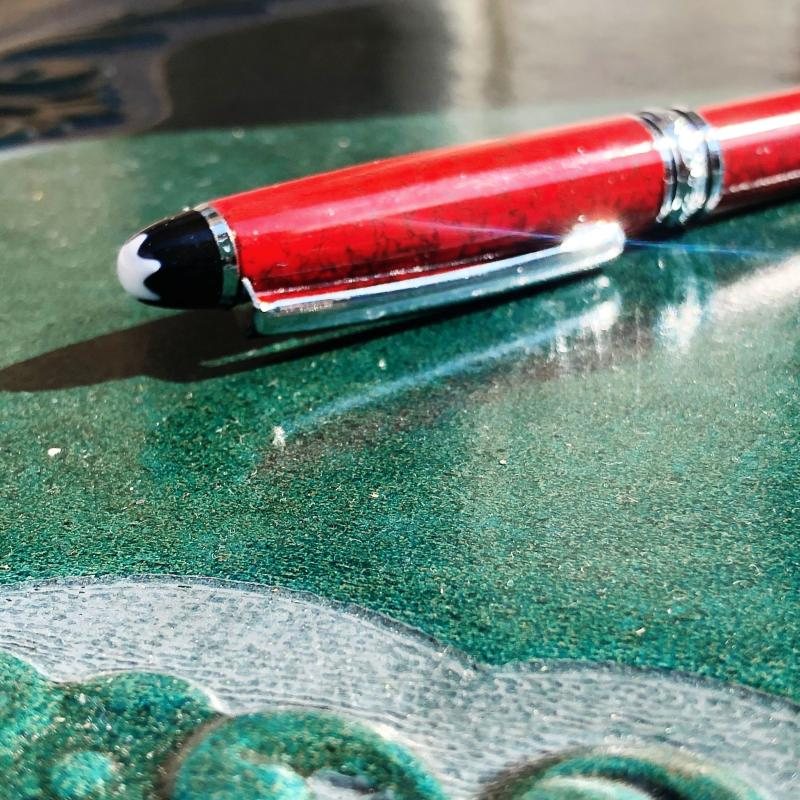 PENNA STILOGRAFICA MONTBLANC | Mercatino dell'Usato Nichelino bardonecchia 2