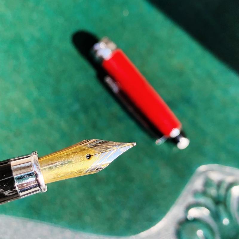 PENNA STILOGRAFICA MONTBLANC | Mercatino dell'Usato Nichelino bardonecchia 5