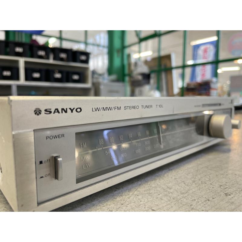 RADIO TUNER SANYO | Mercatino dell'Usato Nichelino bardonecchia 1