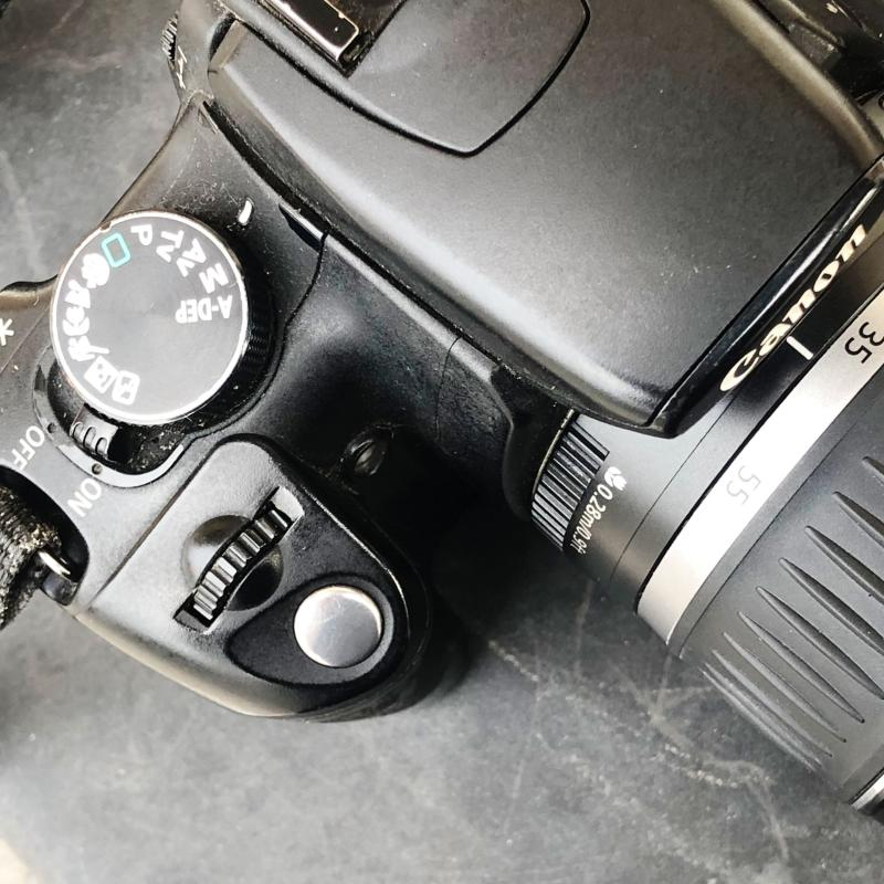 REFLEX CANON 350D (COMPLETA)   Mercatino dell'Usato Nichelino bardonecchia 3