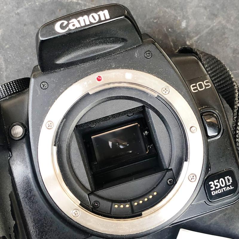 REFLEX CANON 350D (COMPLETA)   Mercatino dell'Usato Nichelino bardonecchia 4