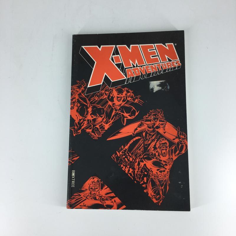 X-MEN ADVENTURES MARVEL COMICS BOXTREE | Mercatino dell'Usato Carmagnola 1