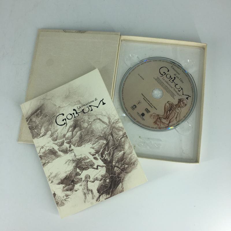 DVD LA CREAZIONE DI GOLLUM - EMOZIONI DI UN FILM   Mercatino dell'Usato Carmagnola 2