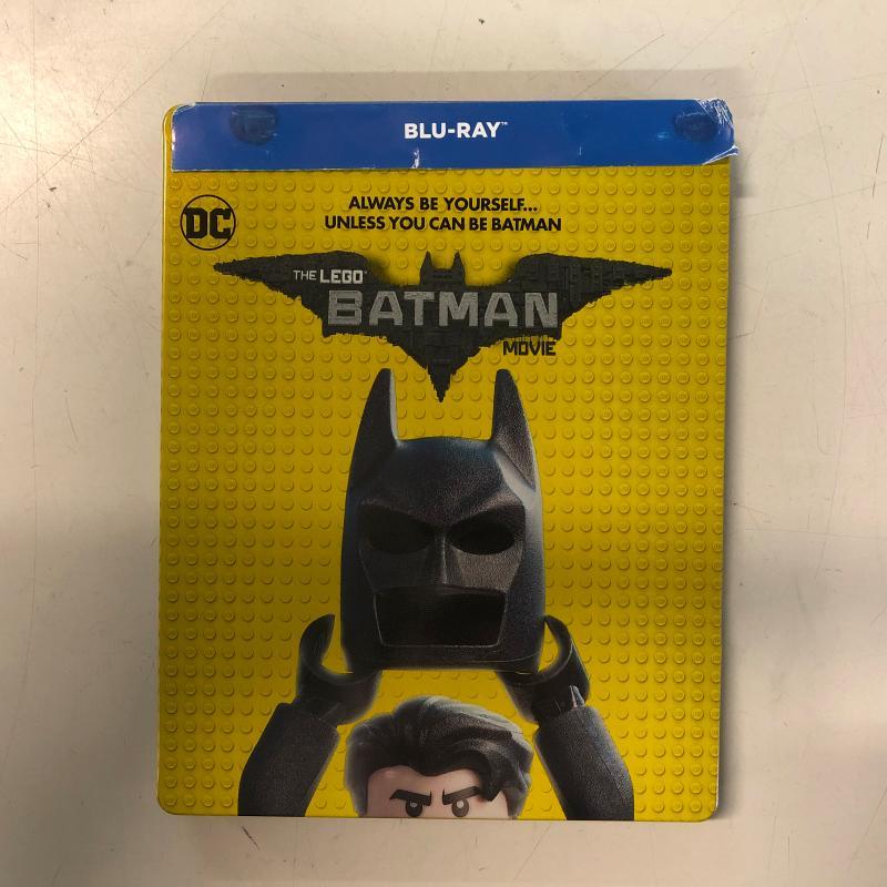 BLU RAY THE LEGO BATMAN MOVIE | Mercatino dell'Usato Carmagnola 1