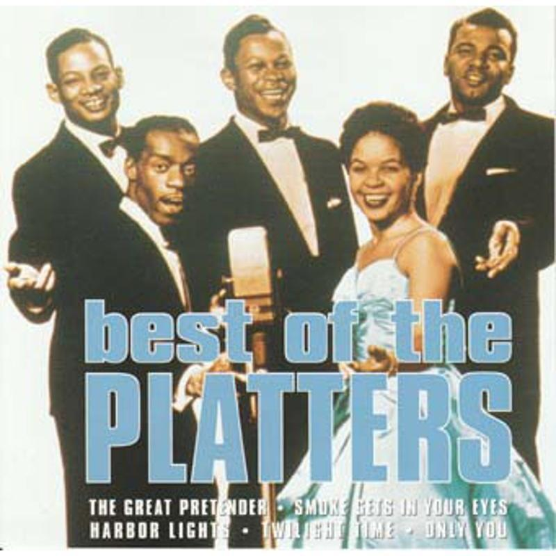 THE PLATTERS - THE BEST OF THE PLATTERS | Mercatino dell'Usato Carmagnola 1