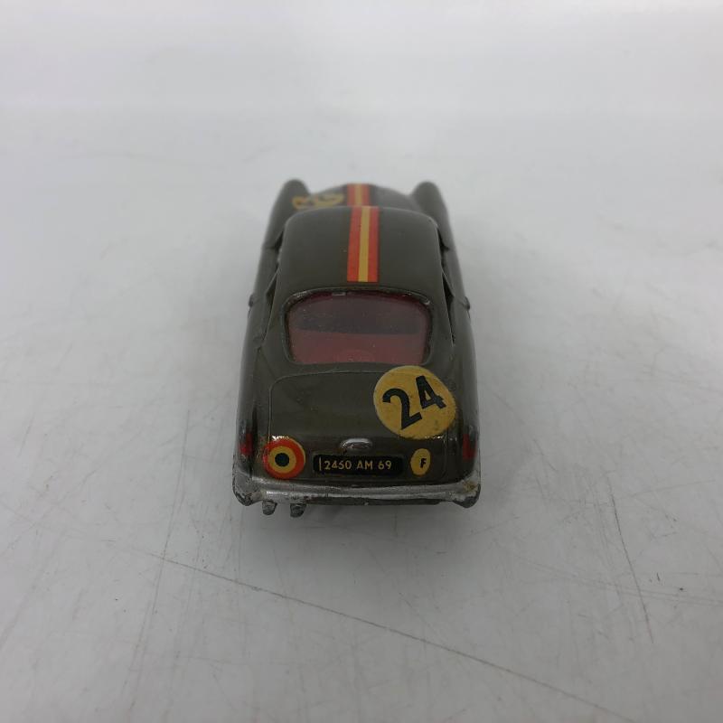 MODELLINO AUTO SOLIDO ASTON MARTIN DB 4 1/43 | Mercatino dell'Usato Carmagnola 2