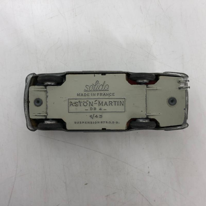 MODELLINO AUTO SOLIDO ASTON MARTIN DB 4 1/43 | Mercatino dell'Usato Carmagnola 4