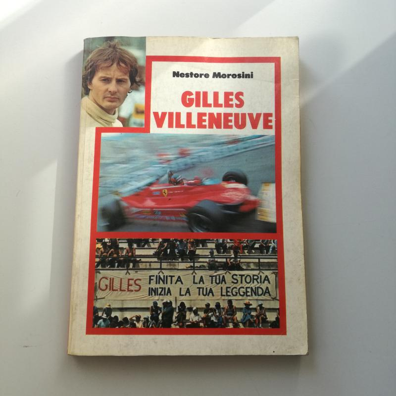 GILLES VILLENEUVE | Mercatino dell'Usato Carmagnola 1