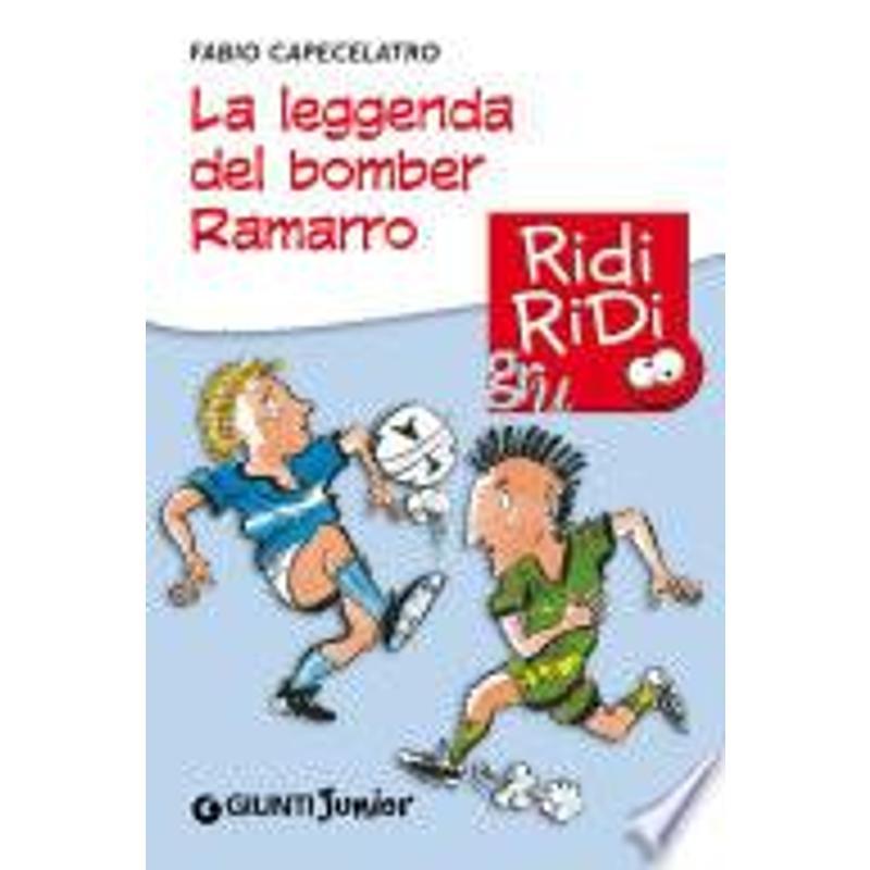 LA LEGGENDA DEL BOMBER RAMARRO | Mercatino dell'Usato Carmagnola 1