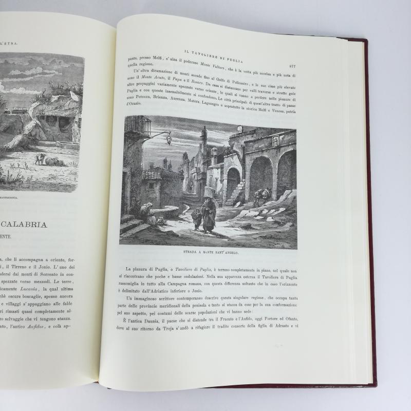 ITALIA VIAGGIO PITTORESCO DALL'ALPI ALL'ETNA RIPRO 1987 | Mercatino dell'Usato Carmagnola 5