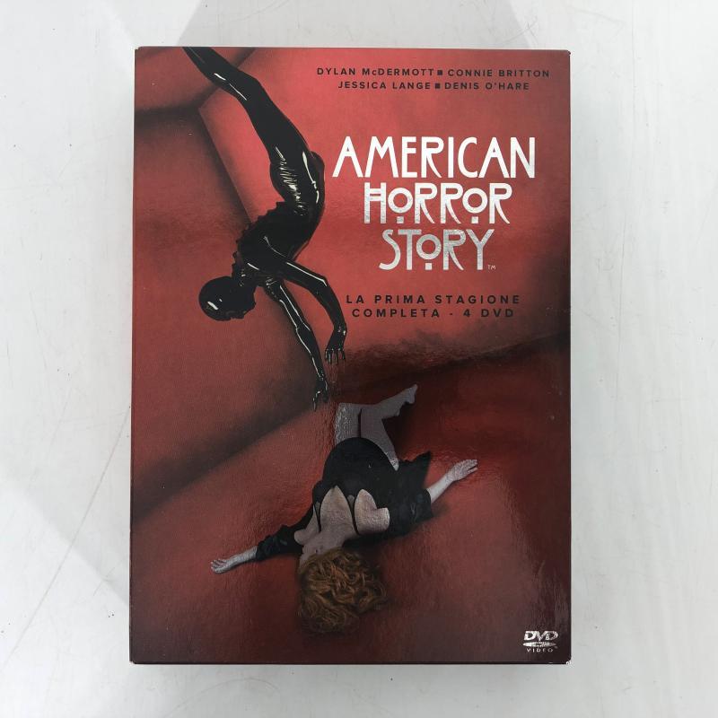 DVD AMERICAN HORROR STORY STAGIONE 1   Mercatino dell'Usato Carmagnola 1