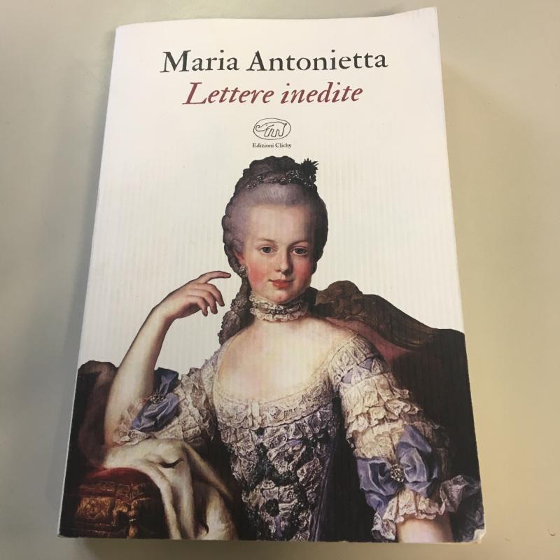 LETTERE INEDITE MARIA ANTONIETTA | Mercatino dell'Usato Carmagnola 1