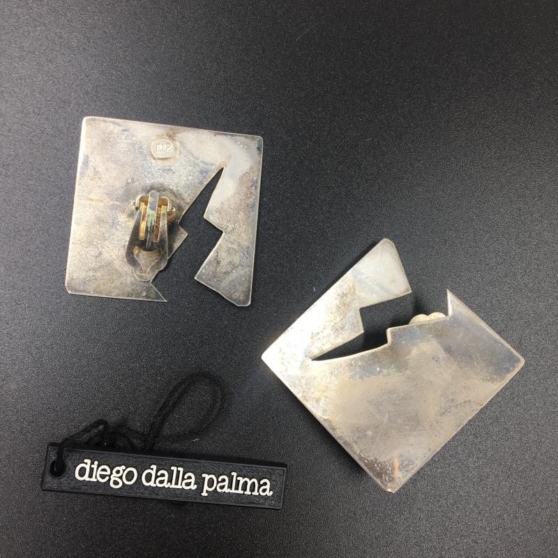 ORECCHINI DIEGO DELLA PALMA FULMINE  | Mercatino dell'Usato Carmagnola 2