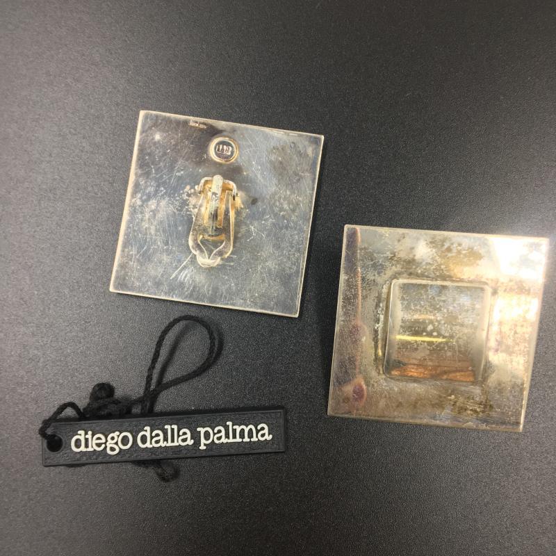ORECCHINI KLIPS DIEGO DELLA PALMA    Mercatino dell'Usato Carmagnola 2