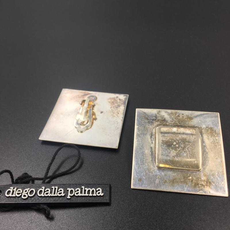 ORECCHINI KLIPS DIEGO DELLA PALMA    Mercatino dell'Usato Carmagnola 3