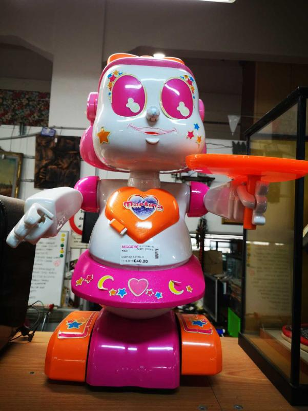 ROBOT TELECOMANDATO MARTINA FATINA DELLE STELLE | Mercatino dell'Usato Torino via lanzo 1