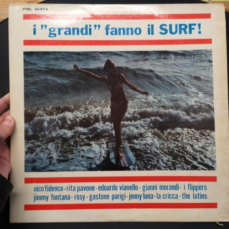 I GRANDI FANNO IL SURF | Mercatino dell'Usato Torino via lanzo 1