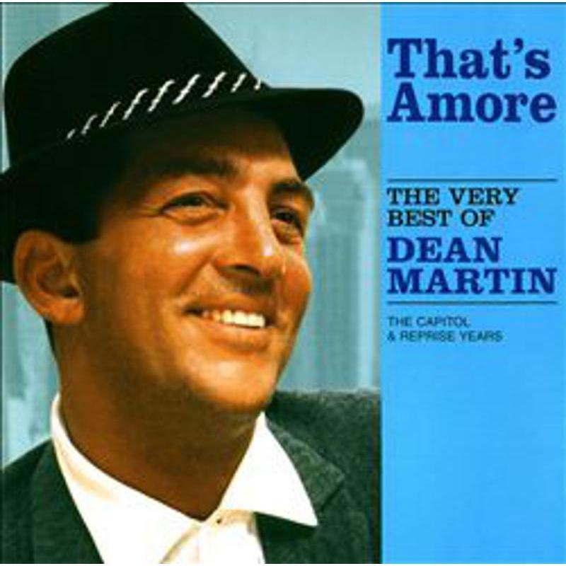 DEAN MARTIN - THAT'S AMORE - THE VERY BEST OF DEAN | Mercatino dell'Usato Torino via lanzo 1