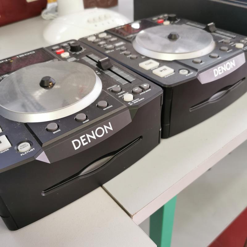 COPPIA CDJ DENON USB CD DN-S1200   Mercatino dell'Usato Torino via lanzo 2
