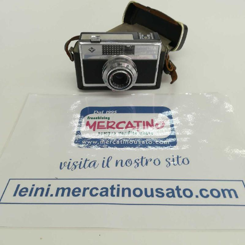 MACCHINA FOTOGRAFICA AGFA RAPID 250 VINTAGE | Mercatino dell'Usato Leini' 1