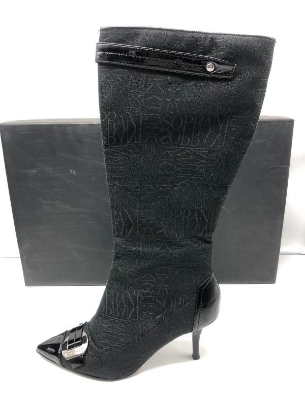 soprani stivali donna