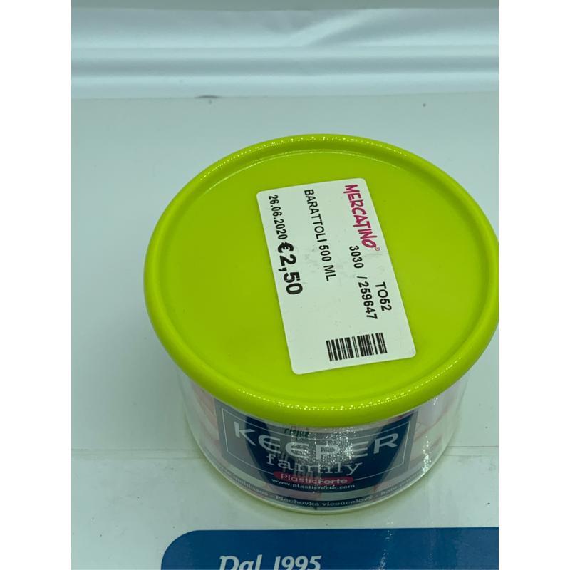 BARATTOLI 500 ML | Mercatino dell'Usato Leini' 2