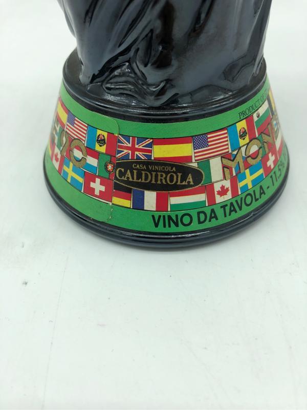 BOTTIGLIA VINO CALDIROLA MONDIALI 1990 | Mercatino dell'Usato Leini' 2