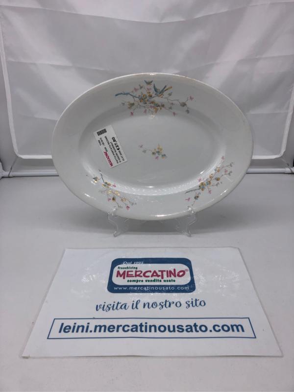 PIATTO PORTATA RICHARD GINORI NUMERATO DEL 1920   Mercatino dell'Usato Leini' 1