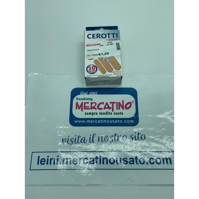 CEROTTO 6 | Mercatino dell'Usato Leini' 1
