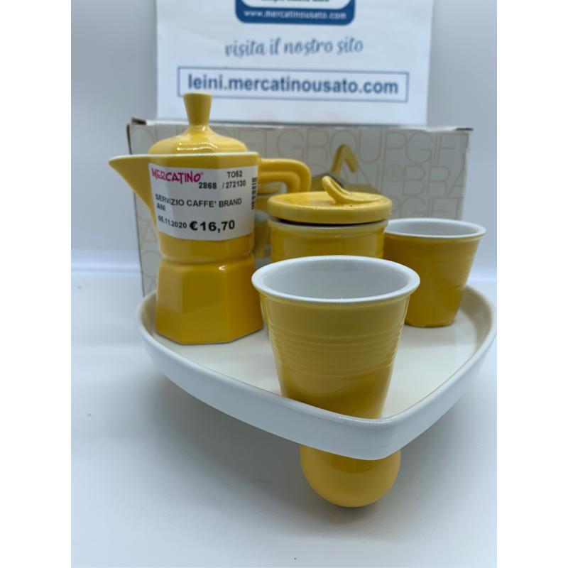 SERVIZIO CAFFE' BRANDANI   Mercatino dell'Usato Leini' 2