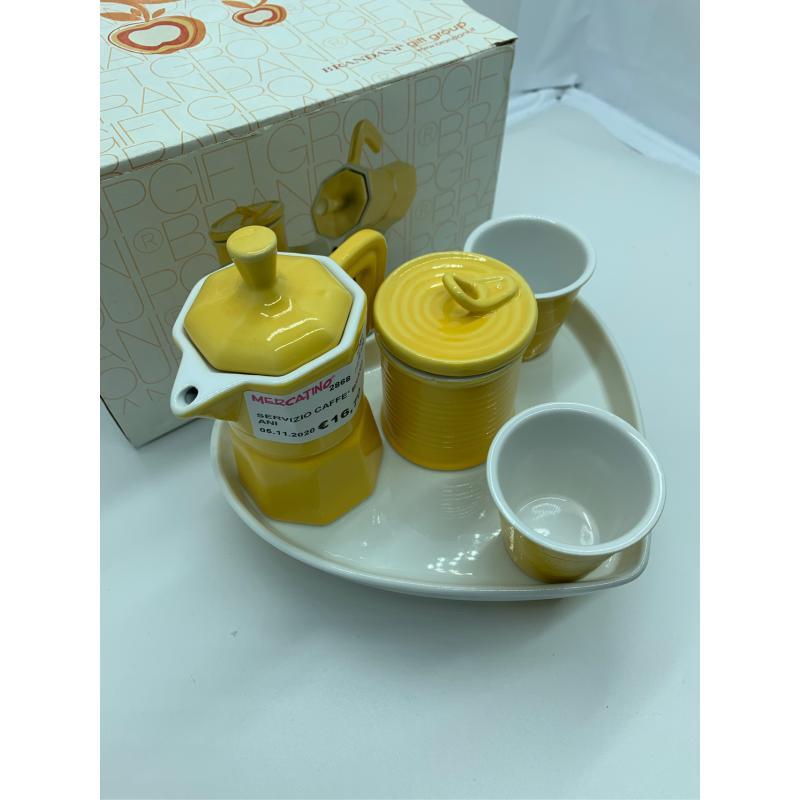 SERVIZIO CAFFE' BRANDANI   Mercatino dell'Usato Leini' 3