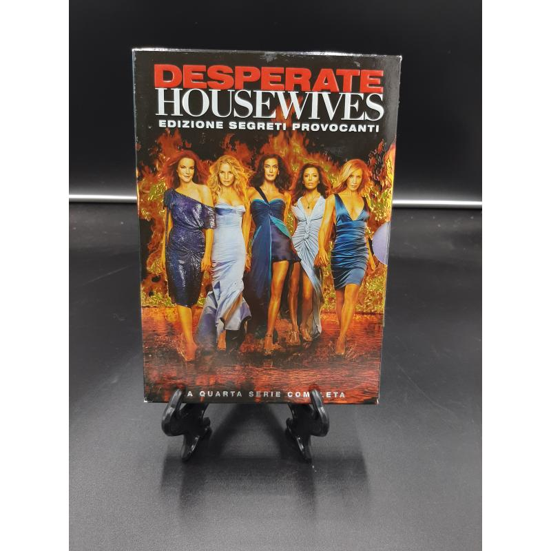 DVD SERIE COMPLETA DESPERATE HOUSEWIVES | Mercatino dell'Usato Osasco 1