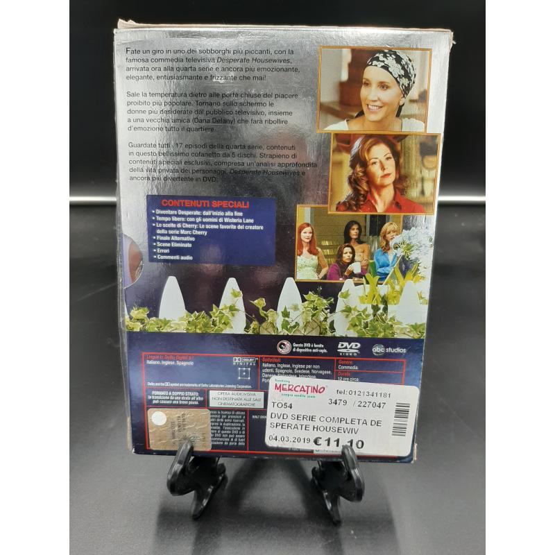 DVD SERIE COMPLETA DESPERATE HOUSEWIVES | Mercatino dell'Usato Osasco 2