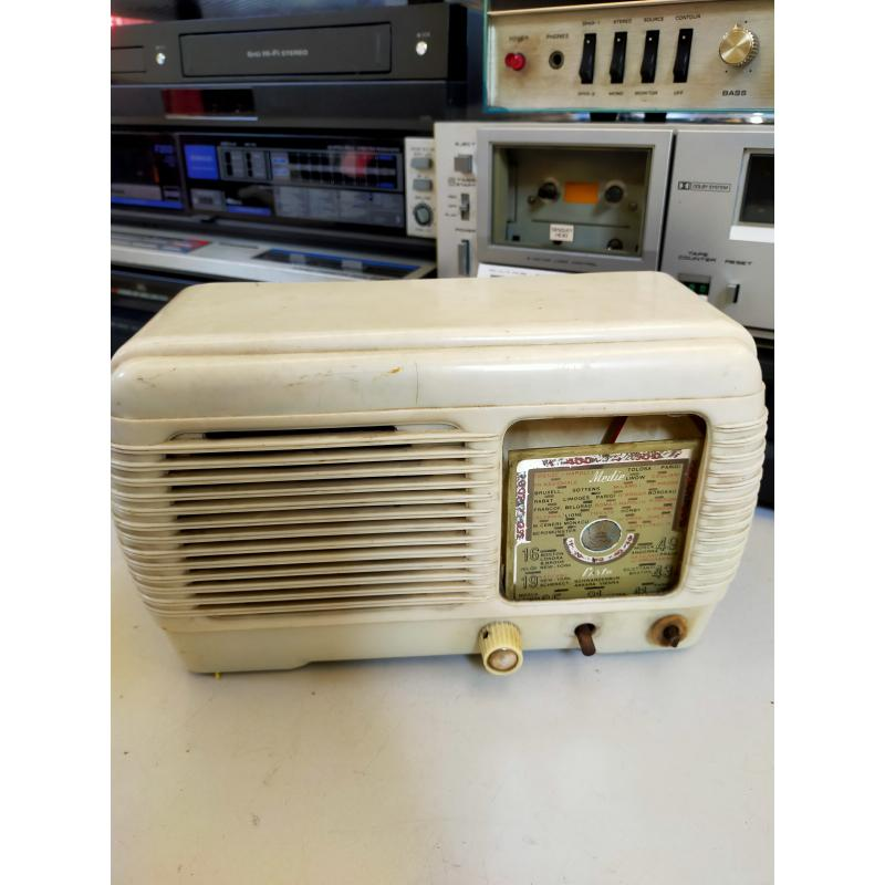 RADIO D' EPOCA DA RESTAURARE   Mercatino dell'Usato Osasco 1