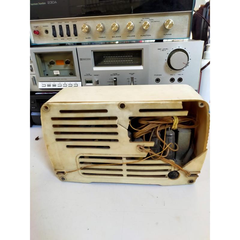 RADIO D' EPOCA DA RESTAURARE   Mercatino dell'Usato Osasco 2