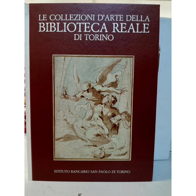 LE COLLEZIONI D'ARTE BIBLIOTECA REALE DI TORINO  | Mercatino dell'Usato Osasco 1