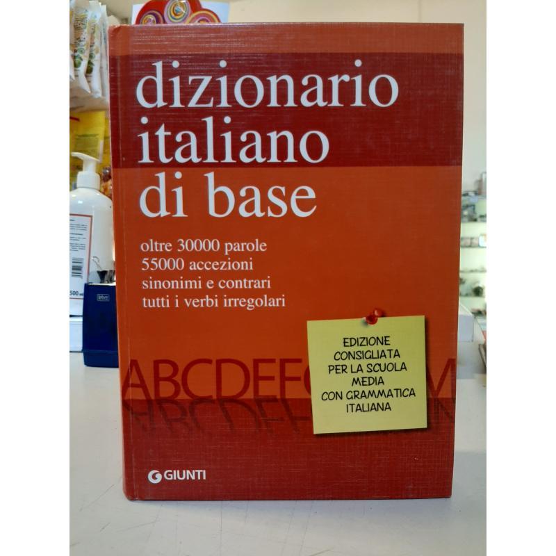 DIZIONARIO ITALIANO DI BASE  | Mercatino dell'Usato Osasco 1