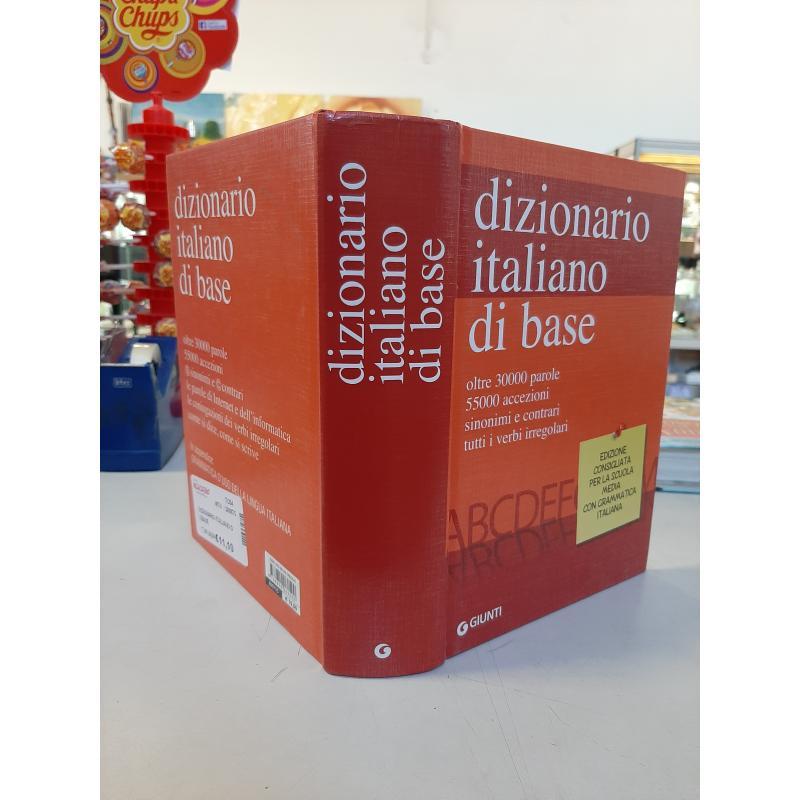 DIZIONARIO ITALIANO DI BASE  | Mercatino dell'Usato Osasco 2