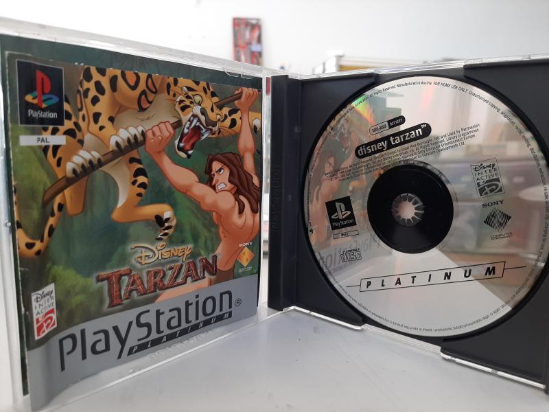 *GIOCO PLAYSTATION 1 TARZAN  | Mercatino dell'Usato Osasco 1