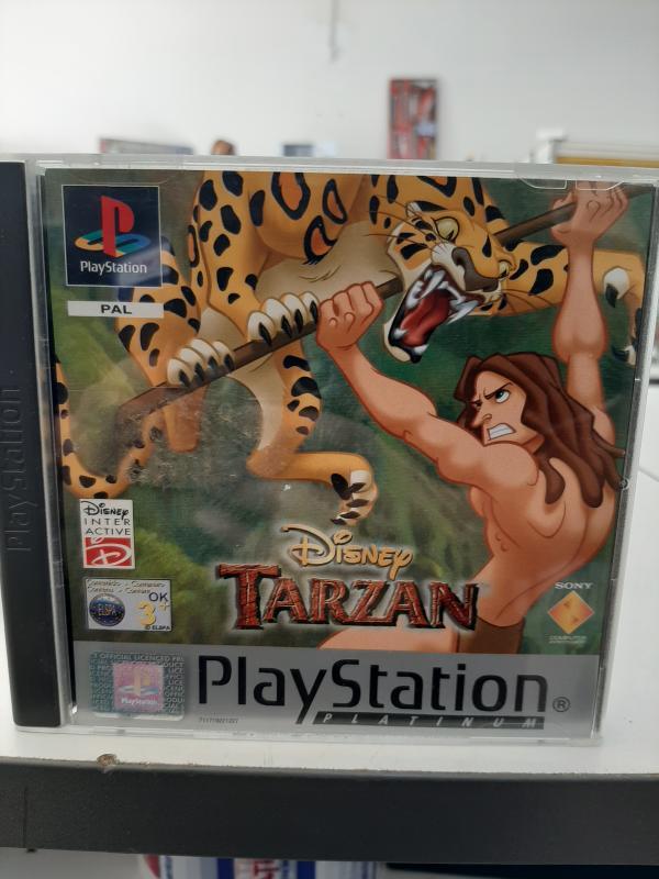 *GIOCO PLAYSTATION 1 TARZAN  | Mercatino dell'Usato Osasco 2