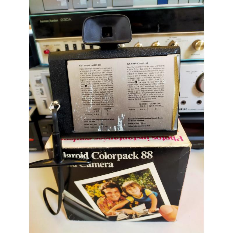 POLAROID COLOR PACK 88 | Mercatino dell'Usato Osasco 2