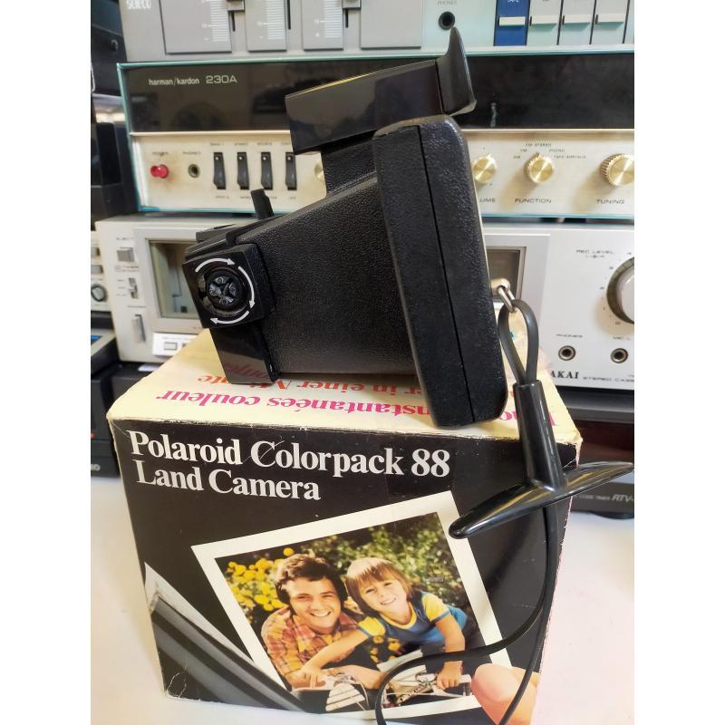 POLAROID COLOR PACK 88 | Mercatino dell'Usato Osasco 3