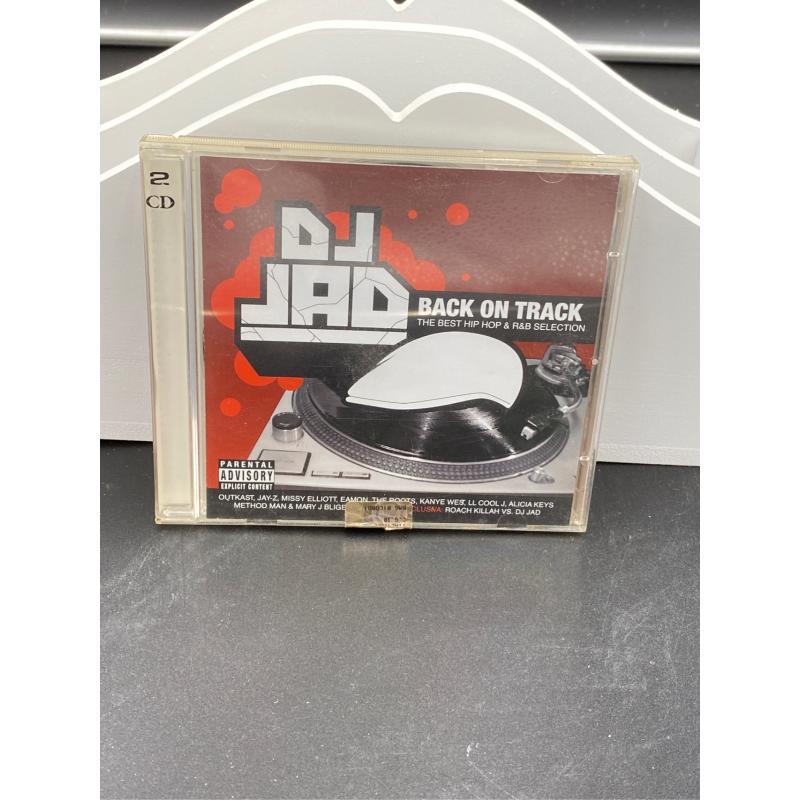 DJ JAD BACK ON TRACK THE BEST HIP HOP & R&B SELECTION | Mercatino dell'Usato Osasco 1