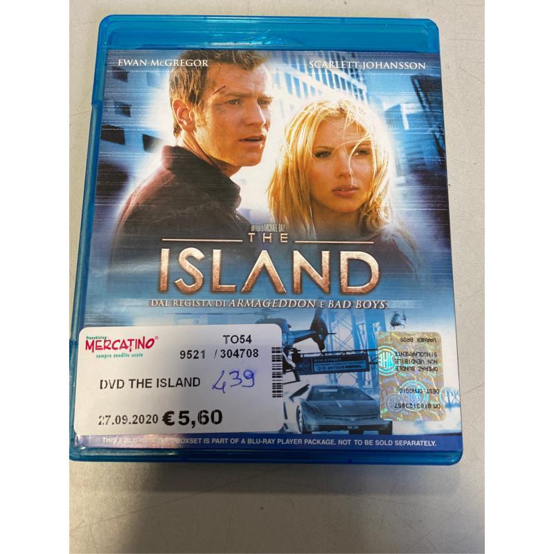 DVD THE ISLAND  | Mercatino dell'Usato Osasco 1