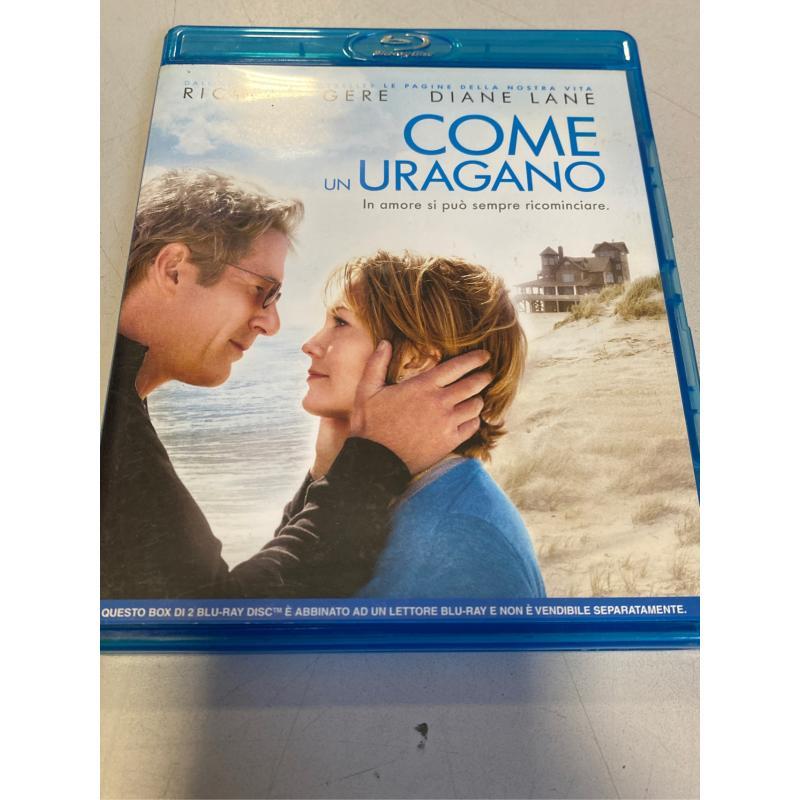 DVD COME UN URAGANO  | Mercatino dell'Usato Osasco 1