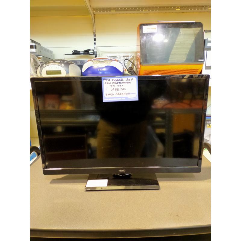 TV TELECO TEV 24 D PER CAMPER   Mercatino dell'Usato Osasco 1