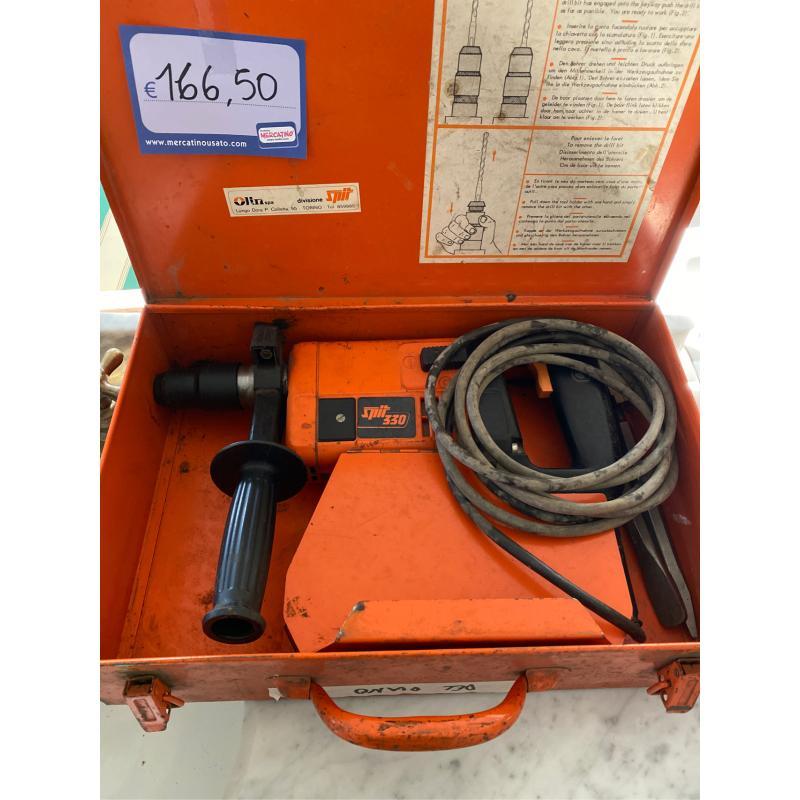 TASSELLATORE ELETTRICO SPLT 330 | Mercatino dell'Usato Osasco 1