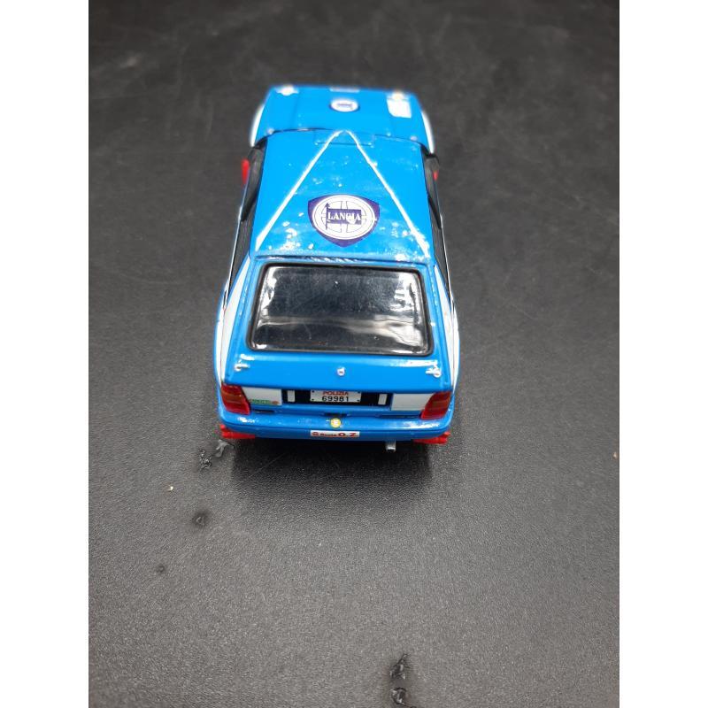 MODELLINO AUTO DEA LANCIA DELTA HF INTEGRALE 1989   Mercatino dell'Usato Osasco 4