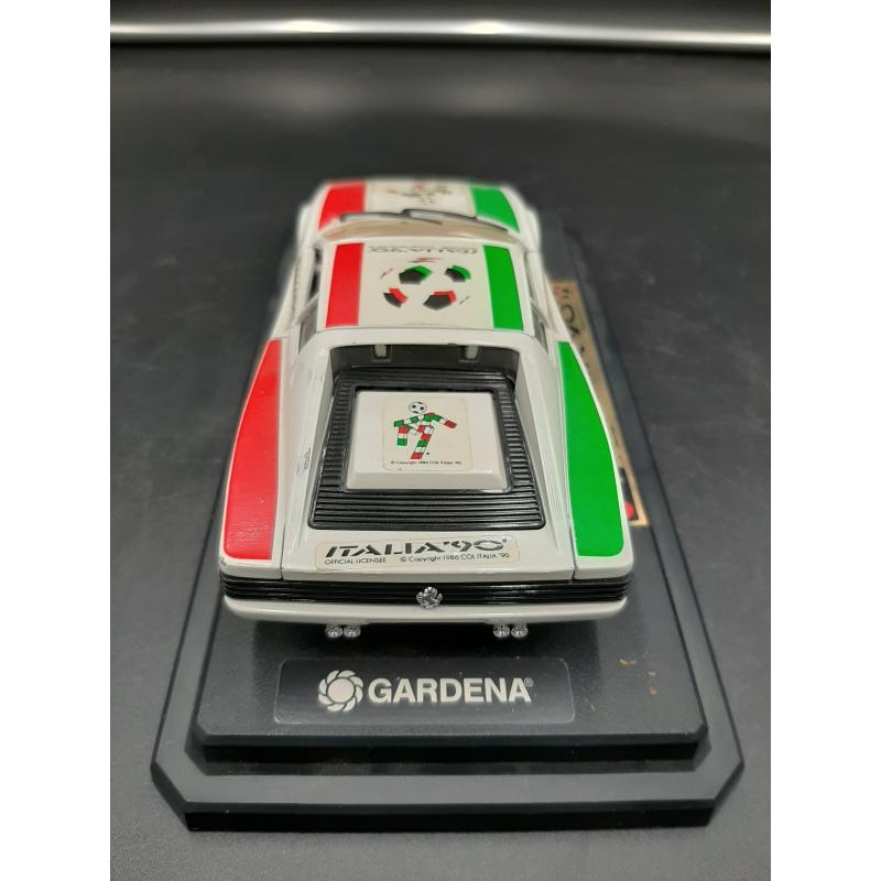 MODELLINO AUTO BURAGO ITALIA 90' | Mercatino dell'Usato Osasco 4
