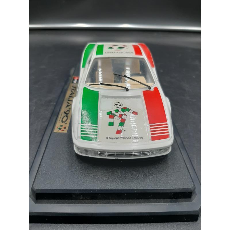 MODELLINO AUTO BURAGO ITALIA 90' | Mercatino dell'Usato Osasco 5